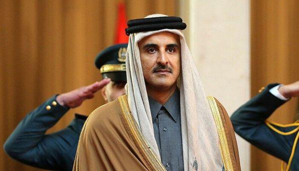 امیر قطر در عربستان همزمان با نشانههای مثبت در روابط ریاض - تهران