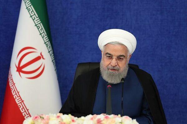 روحانی:دولت یازدهم و دوازدهم به حق دولت سلامت و محیط زیست بوده است