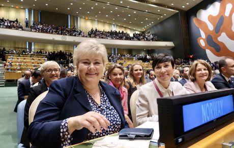 سهم زنان از ۷۶ سال فعالیت مجمع عمومی سازمان ملل؛ تنها چهار رئیس زن