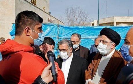 سفر سرزده رئیس قوه قضائیه به بهارستان / رئیسی شخصا به مشکلات قضایی مردم رسیدگی کرد