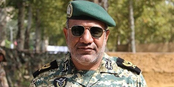Commander: Security Prevails at All Bordering Areas of Iran