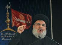 دبیرکل حزبالله از توطئه برای کشاندن لبنان به جنگ داخلی گفت