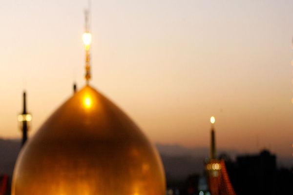 سلامی به امام رئوف