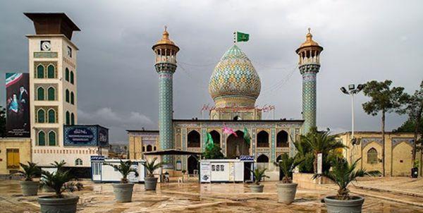 حرم سیدعلاءالدین حسین(ع) شیراز؛ پناه خستهدلان و مهد نیکوکاری